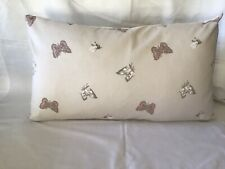 Bees and Butterflies Bolster Cushion Cover 18x12(45x30)