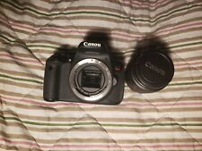 Canon EOS Rebel T4i Digital SLR Camera with 18-55mm EF-S f/3.5-5.6 IS II Lens
