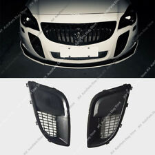 For Buick Regal GS 2009-2017 Carbon Fiber Style FogLight Cover Grille Bezel k