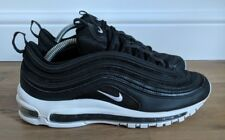 Nike Air Max 97 Size 8 Black White Men's Trainers