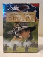 The Untold Secrets of the Civil War (DVD, 2011, 6-Disc Set), NEW Sealed
