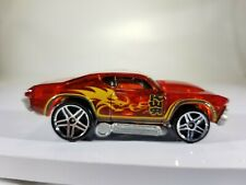 Hot Wheels '69 Chevelle Red from 2007 Dragon 5-pk LOOSE READ