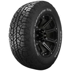 4-P255/70R16 BF Goodrich Rugged Terrain T/A 109T SL/4 Ply OWL Tires