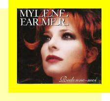 MYLENE FARMER MAXI CD EU DIGIPACK REDONNE-MOI (2)