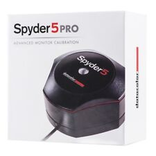 NEW Datacolor Spyder5 PRO S5P100 Display Colour Calibration System Spyder5PRO