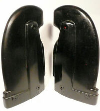 SEEBURG SELECT-O-MATIC G or W - PAIR OF MECH END CAPS ready to paint NO CRACKS