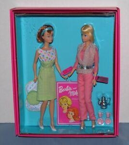 Barbie & Midge 50th Anniversary gift set reproduction Mattel NRFB ltd 8300