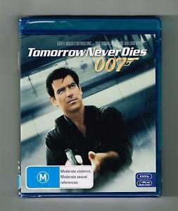 Tomorrow Never Dies Blu-ray Pierce Brosnan - Brand New & Sealed