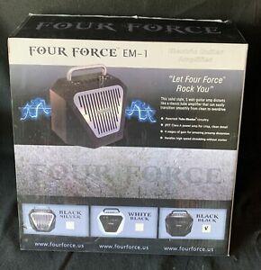 Four Force Model EM-1 Electric Guitar Amp Amplifier Never Used In Original Box
