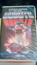 Challenge of the Gobots Vol 1 Time Wars & Cy-Kill's Shrinking Ray 1985 VHS Tonka