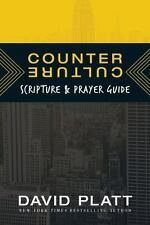 Counter Culture Scripture and Prayer Guide (Paperback or Softback)