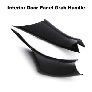 2X Interior Grab Handle Fit For 13~19 BMW 4 3 Series 335Li F30 328Li 335i 328i