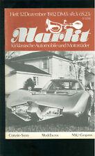 Market Classic Cars 1982 Corvair Story Model Cars NSU-Team