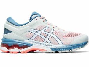 GENUINE    Asics Gel Kayano 26 Womens Running Shoes (D) (021)