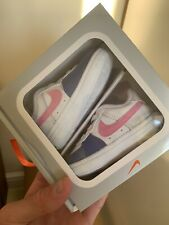 Air Force 1 Custom Crib Size Trainer Shoes Sneakers Airmax Nike Kids UK 2.5