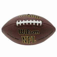 WILSON NFL Tackified American Football Official AFVD GFL Super Bowl Ultra Grip