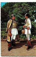 "Romania 1960s Men in Folk Costume from Gurghiului Valley Transylvania,"" KRUGER"""