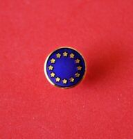 Pin's lapel pin Pins LOGO EMBLEME EUROPE EUROPÉEN ETOILES EUROPEAN STARS EGF