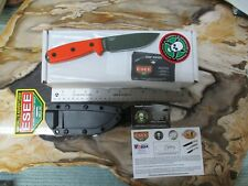 ESEE 4 FIXED BLADE KNIFE