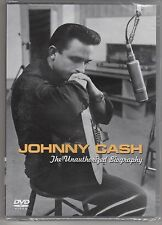(GW14) Johnny Cash: The Unauthorised Biography - 2005 sealed DVD