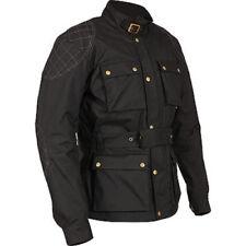 Weise Clifton Black Motorcycle Motorbike Armoured Waterproof Jacket Uk 48 CHEST