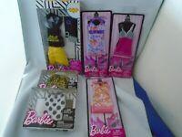 Barbie Fashion Doll Clothes Lot of 6 NIB