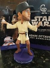 Adam Ottavino Colorado Rockies Star Wars Bobblehead Stadium Giveaway 7/22/17