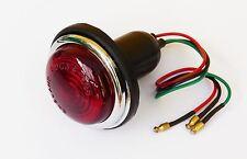 Genuine Lucas L488 Rosso Stop e Coda Lampada con lente in vetro, 3H1814