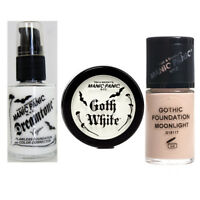 Manic Panic Foundation (You Choose) Goth White Moonlight Dreamtone Flawless