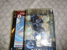 Markus Naslund Vancouver Canucks McFarlane Action Figure NHL Series 6 New in Box