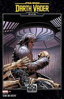 Star Wars Darth Vader #9 Empire Strikes Back Variant Marvel VF/NM Comics Book
