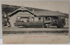 RPPC Schafbergbahn Locomotive Passenger Wagon Sheep Mountain Austrian Railway