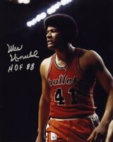 Wes Unseld Autographed Signed 8x10 Photo ( HOF Bullets ) REPRINT