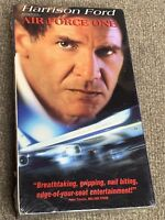AIR FORCE ONE (1997) VHS BRAND NEW FACTORY SEALED HARRISON FORD Glenn CLOSE