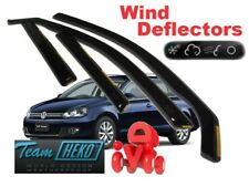 VW Golf Variant 2009 - 2013  Wind deflectors  HEKO  31169