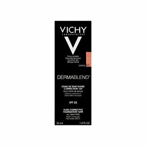 Vichy Dermablend Corrective Fluid Foundation 30ml Coffee 65