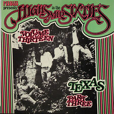 Highs In The Mid SIXTIES, Volume 13 TEXAS Part 3 PEBBLES LP