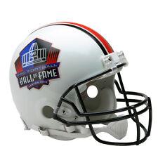 HALL OF FAME RIDDELL NFL FULL SIZE AUTHENTIC PROLINE FOOTBALL HELMET