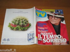 TV SORRISI E CANZONI=2011/48=RENATO ZERO=FIORELLO=PREZIOSI ALESSANDRO=