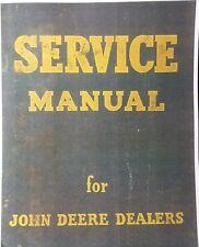 John Deere 720 Diesel Tractor Master Service & Parts Manual 342pg. 2 Cylinder