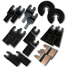 KENT 16 Mixed Quick Change Oscillating Blades Compatible With Most Multi-Tools