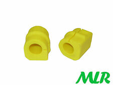 ASTRA MK3 F CAVALIER CALIBRA VECTRA 20MM FRONT ROLL BAR POLY SPORT BUSHES AEW