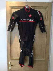 Castelli CX Cyclocross Speedsuit Large Used