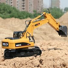 RC Construction Excavator Tractor Digger Radio Remote Control Electric Bulldozer
