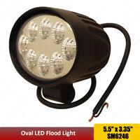 "4.25/"" 35W Led Flood Beam Work Lights For Case,Gehl,Caterpillar Industrial x2pcs"