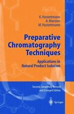 Preparative Chromatography Techniques : Applications in Natural Product...