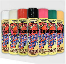 PAIR Cobra Cote - The Cockpit Protector Cleans & Shines Antistatic Scented Spray