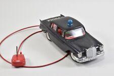 i94v30- Blechspielzeug Polizeiauto mit Fernlenkung