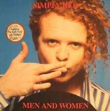 Simply Red Men And Women LP Album Vinyl Schallplatte 178295
