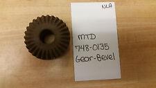 MTD Bevel Gear 748-0135 NOS NLA